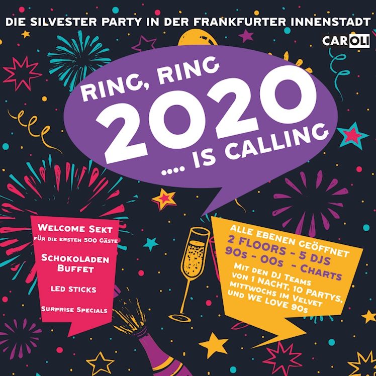 Single party frankfurt 2020